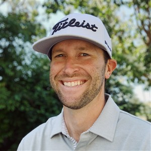 Allan B., Titleist Staff
