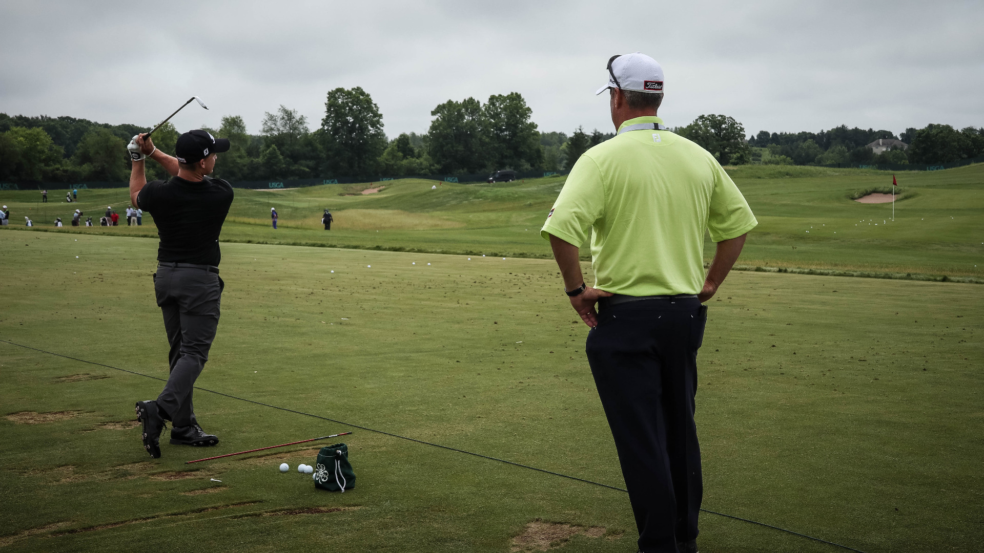 Titleist Brand Ambassador Bud Cauley dials in his ...