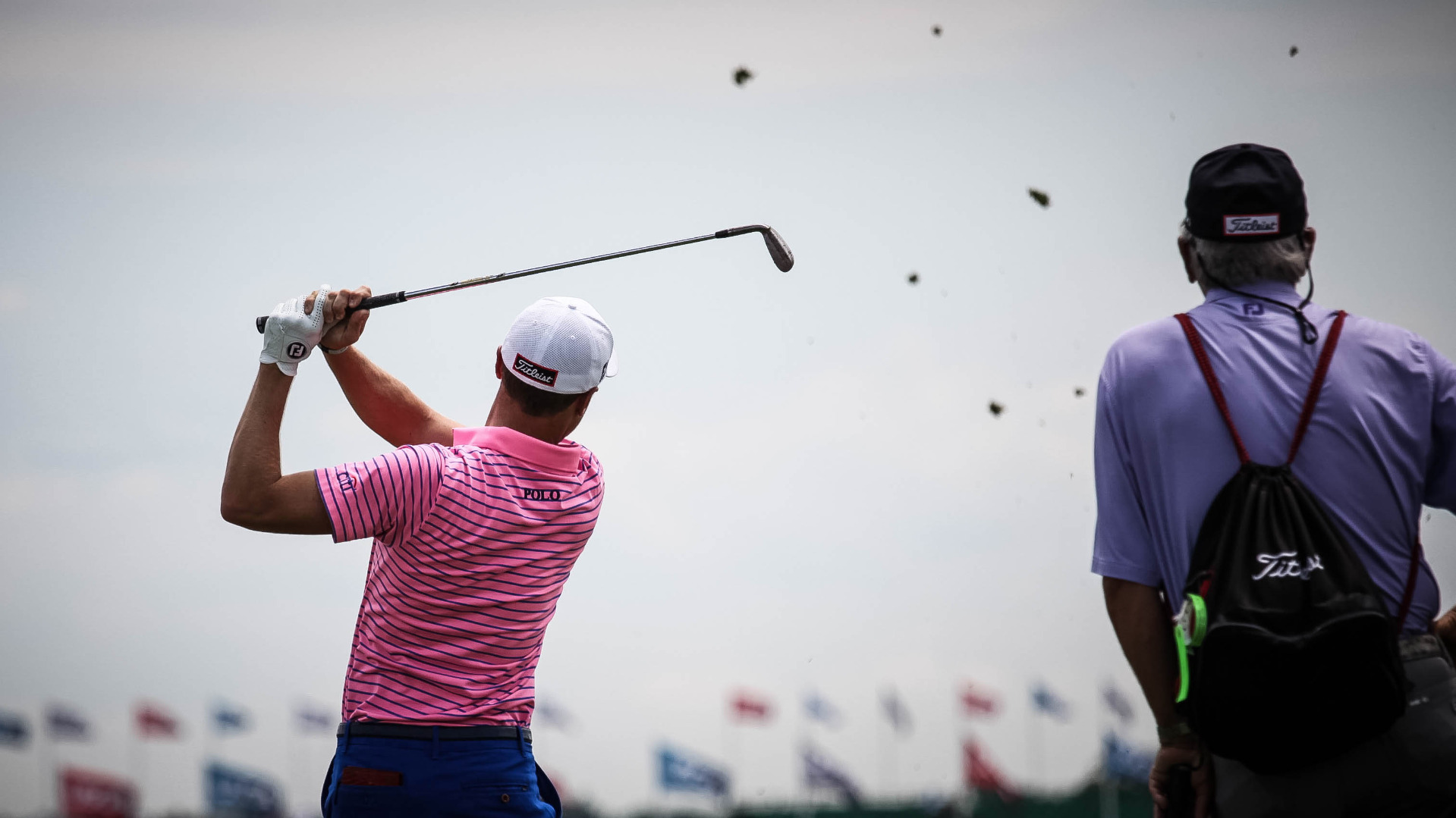 Titleist Brand Ambassador Justin Thomas takes his ...
