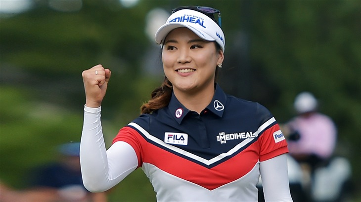 Ryu Vaults to No.1 with Second LPGA Tour Win of the Season